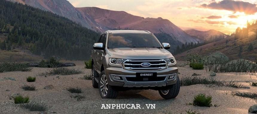 Ban cao cap Ford Everest 2020 gia bao nhieu