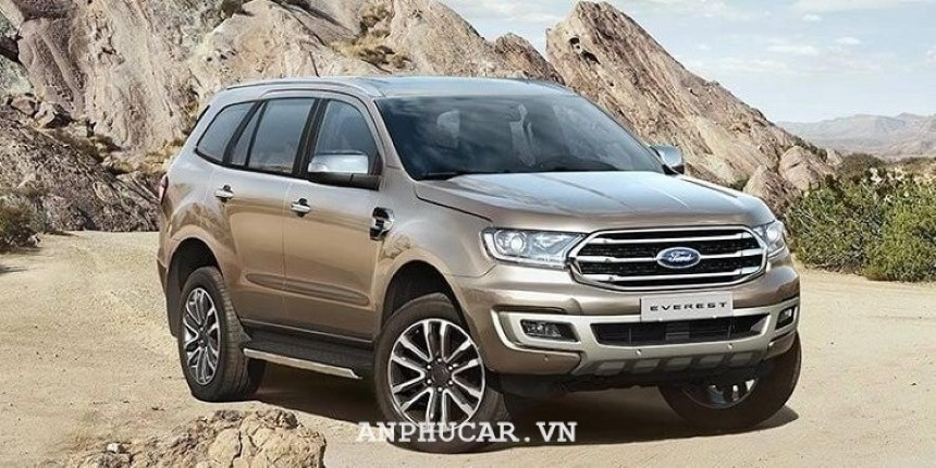 Ban cao cap Ford Everest 2020