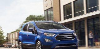 Ford EcoSport AT Titanium 2020 gia xe