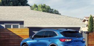 Ford Escape Titanium 2020 gia lan banh