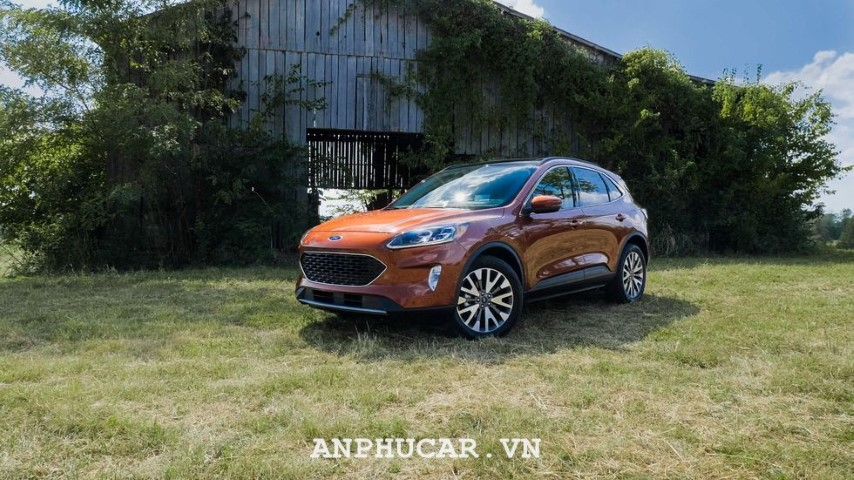 Ford Escape Titanium 2020 thiet ke