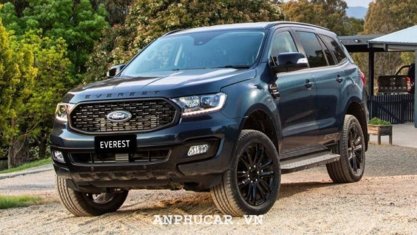 Ford Everest Sport 2020 gia xe