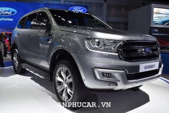Ford Everest Titanium 2020 gia bao nhieu
