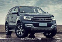 Ford Everest Titanium 2020 kha nang van hanh xe