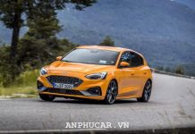 Ford Focus 1.5L EcoBoost Titanium 2020 danh gia van hanh