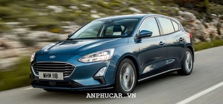 Ford Focus 1.5L EcoBoost Titanium 2020