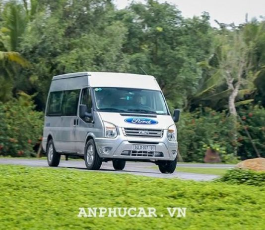 Ford Transit 2020 kha nang chuyen cho