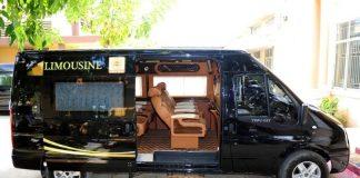 Ford Transit Limousine 2020 gia xe