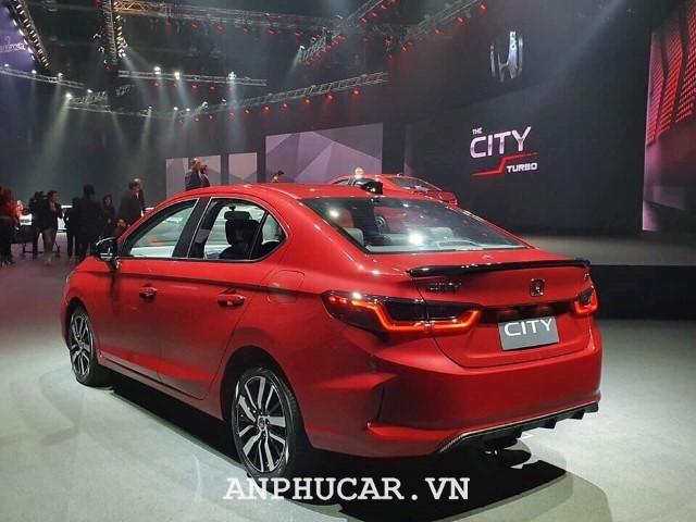 Honda City S 2020 danh gia xe