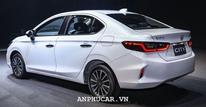 Honda City S 2020 gia xe