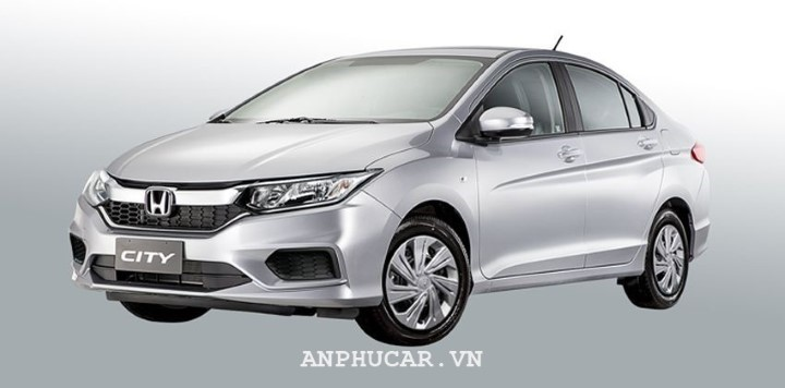 Honda City S 2020 mua xe