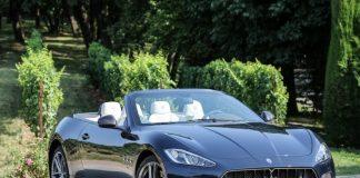 Maserati GranCabrio Sport 2020 mui tran
