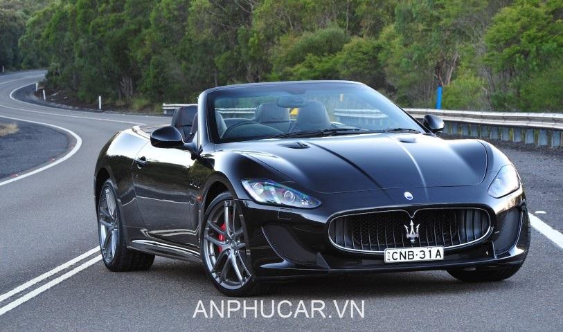 Maserati GranCabrio Sport 2020