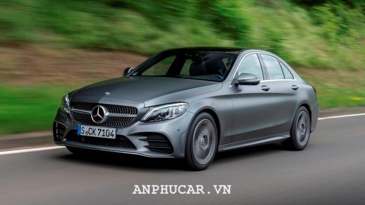 Mercedes C180 2020 thong so
