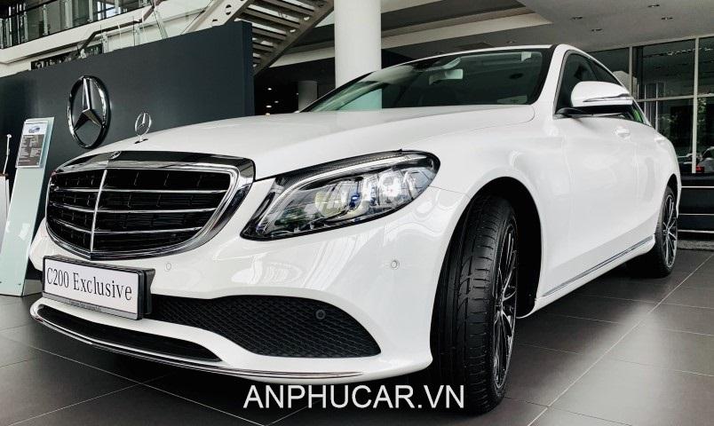 Mercedes C200 Exclusive 2020