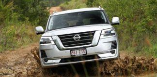 Nissan Patrol 2020 danh gia chi tiet