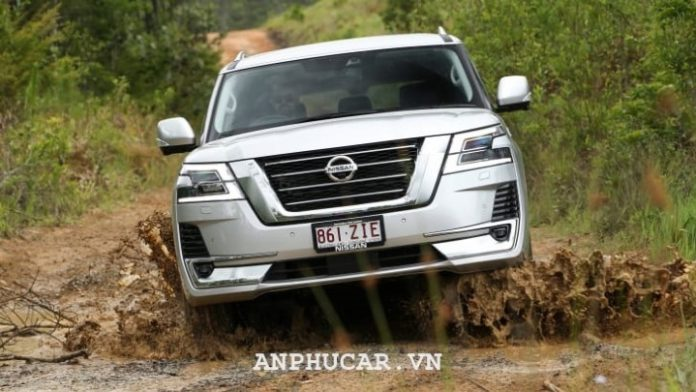Nissan Patrol 2020 danh gia chi tiet