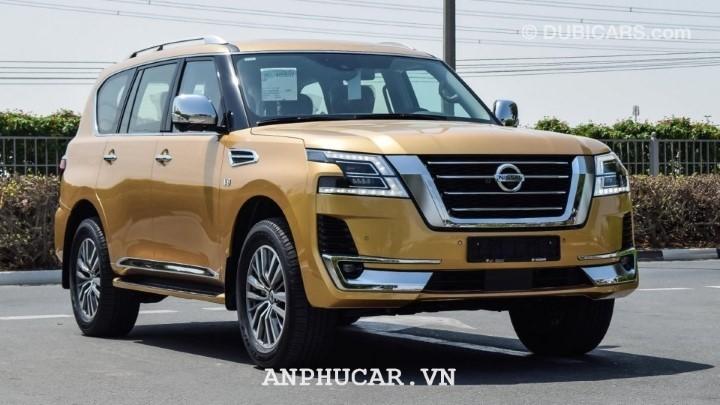 Nissan Patrol 2020 mua xe