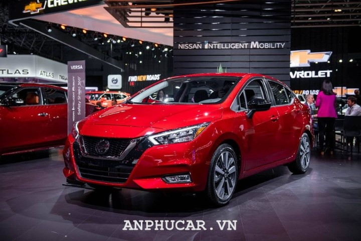 Nissan Sunny 2020 gia bao nhieu