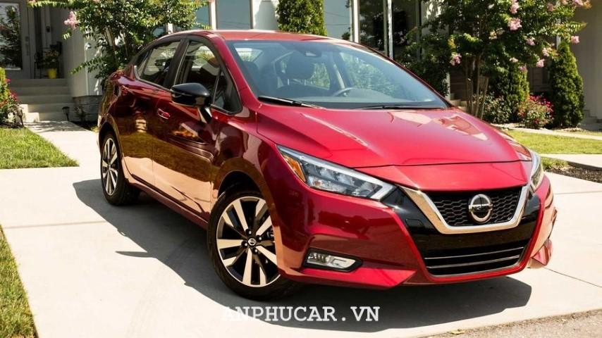 Nissan Sunny 2020 mua tra gop