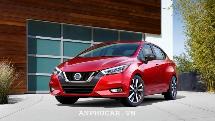 Nissan Sunny 2020 mua xe