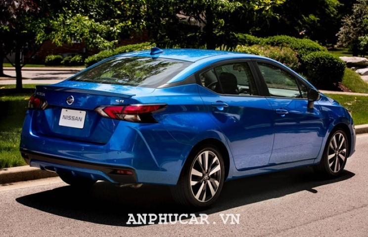 Nissan Sunny 2020 thiet ke xe an tuong