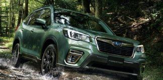 Subaru Forester X-Edition 2020 danh gia xe