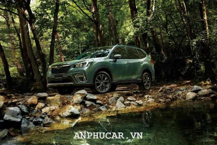 Subaru Forester X-Edition 2020 khuyen mai