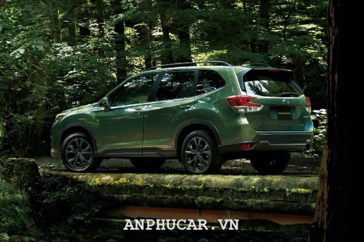 Subaru Forester X-Edition 2020 mua xe