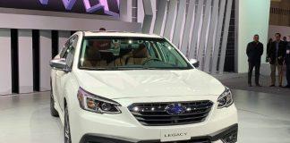 Subaru Legacy 2020 danh gia