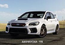 Subaru WRX 2020 danh gia