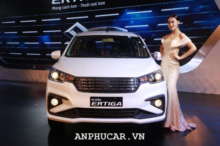 Suzuki Eriga GLX 2020 mua xe