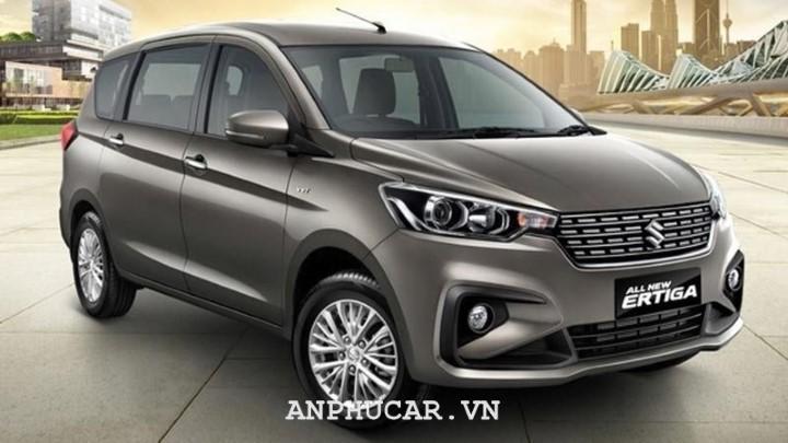 Suzuki Eriga GLX 2020