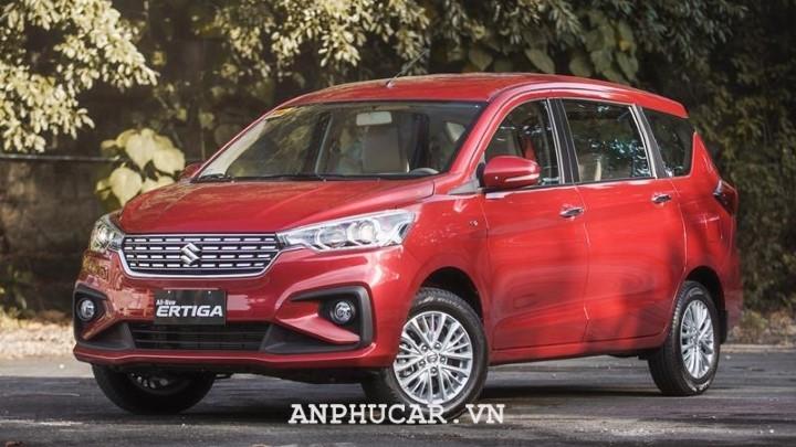 Suzuki Ertiga GL 1.5MT 2020 danh gia chi tiet