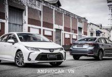 Toyota Corolla Altis 1.8E CVT 2020 mua xe