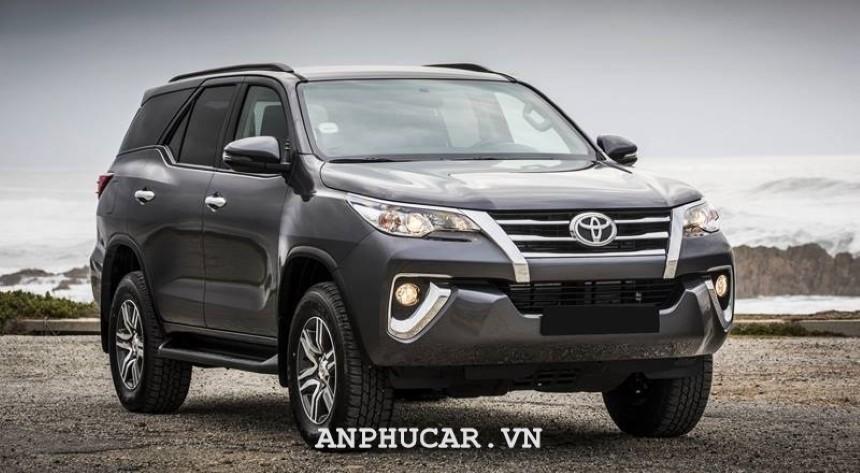 Toyota Fortuner 2.7AT 4x4 2020 gia lan banh