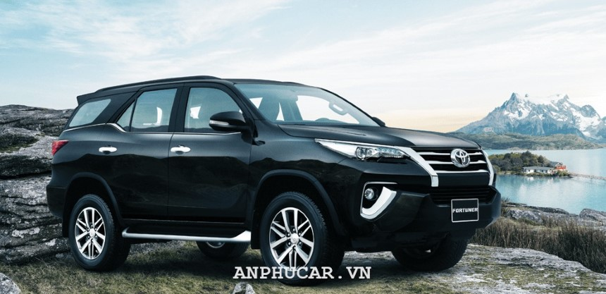 Toyota Fortuner 2.7AT 4x4 2020 gia xe