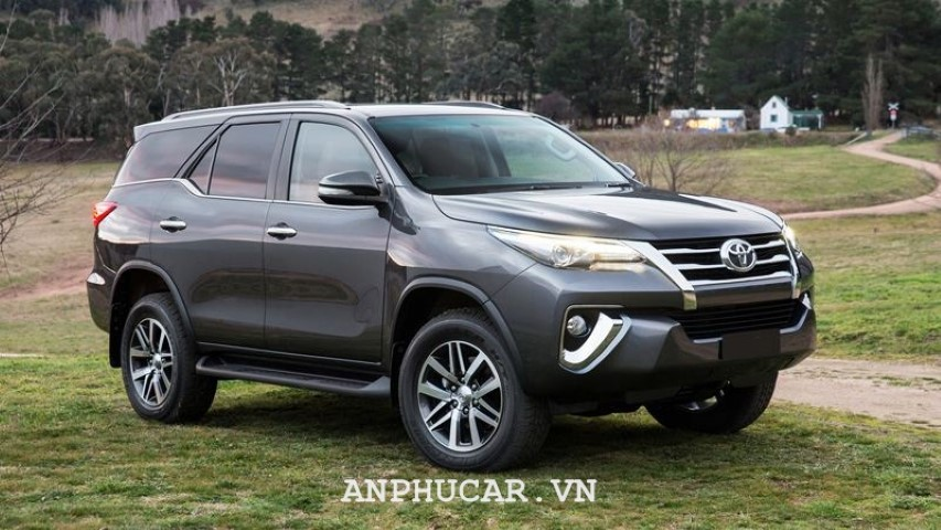Toyota Fortuner 2.7AT 4x4 2020