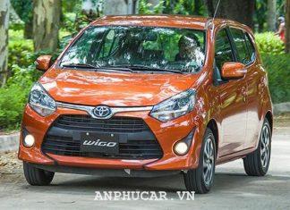 Toyota Wigo 4AT 2020 mua xe