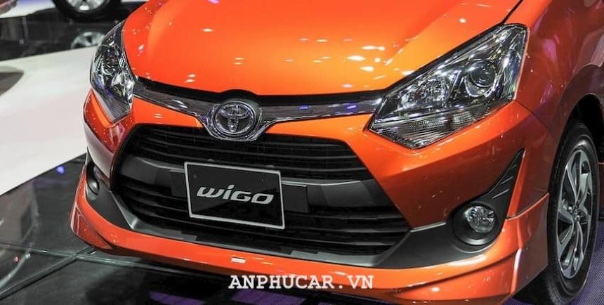 Danh gia xe Toyota Wigo 2020