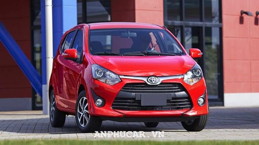 Toyota Wigo 4AT 2020