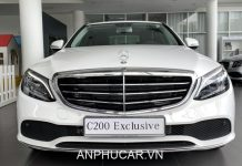 dau xe Mercedes C200 Exclusive 2020