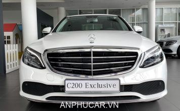 dau xe Mercedes C200 Exclusive 2020