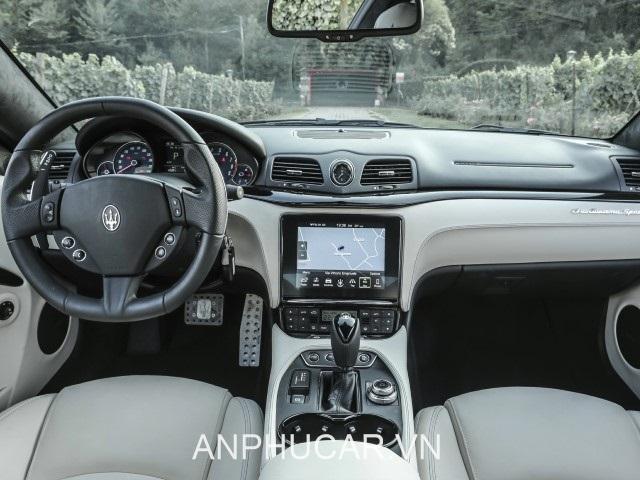 noi that Maserati GranCabrio Sport 2020