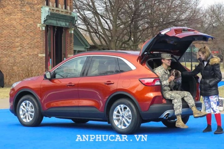 xe Ford Escape SEL 2020 tien nghi