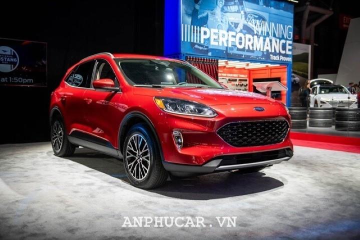 xe Ford Escape SEL 2020