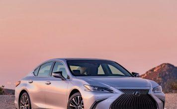 Hang xe o to Lexus