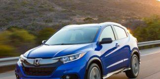 Honda HRV Mugen 2020 mua xe