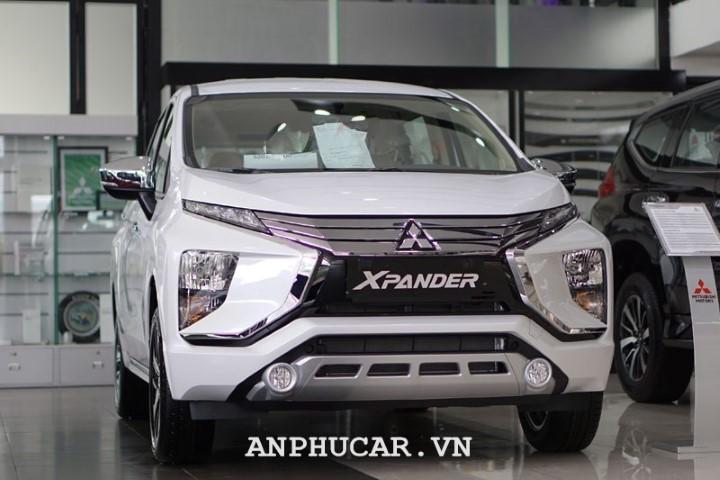 Mitsubishi Xpander van hanh the nao