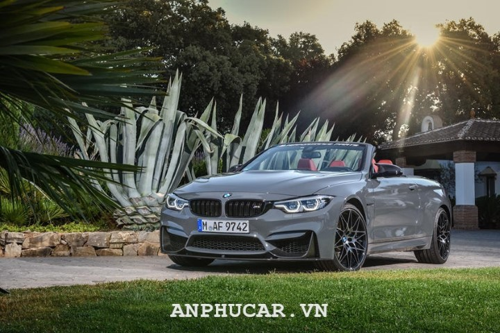 O to mui tran BMW 4-Series Convertible